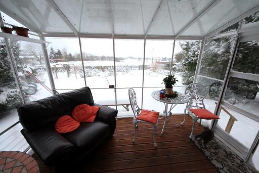 serre veranda