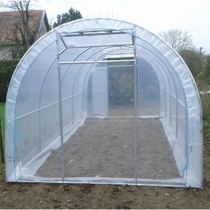 fabriquer une serre tunnel de jardin tunnel de jardin en polycarbonate serre autres pour le. Black Bedroom Furniture Sets. Home Design Ideas