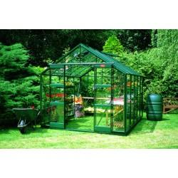 Serre jardin Titan 800